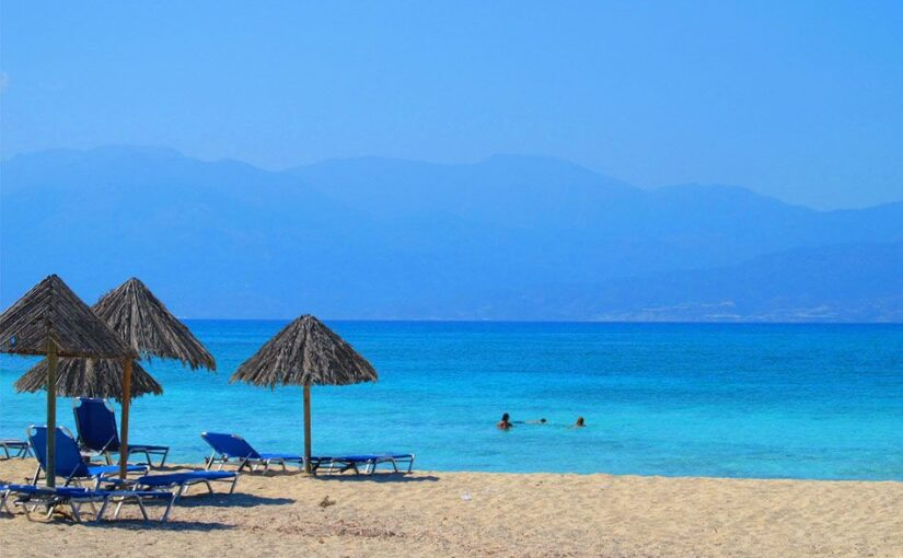 Специјална понуда од хотел Sani Beach 5*****